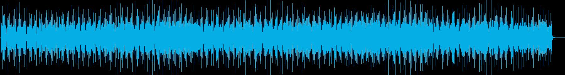 哀愁アコーディオンハウス ハロウィン夜の再生済みの波形