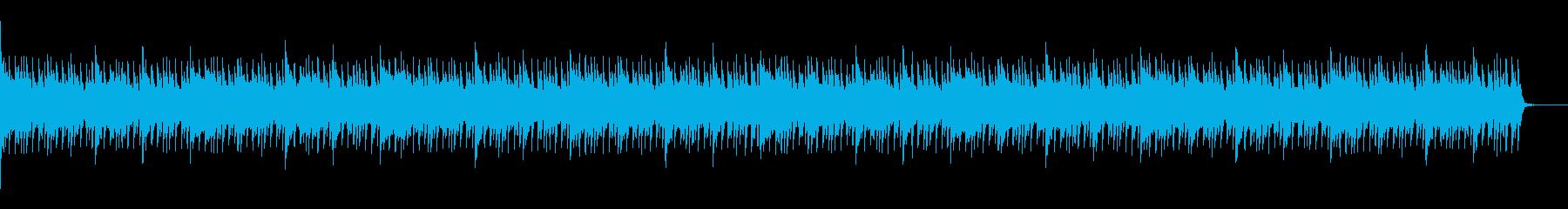 映画/映像音楽/暗くダークなBGMの再生済みの波形