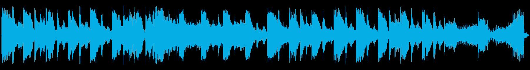 スイーパー1の再生済みの波形