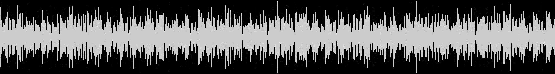 優しく切ない日常系BGM(ループ) aの未再生の波形