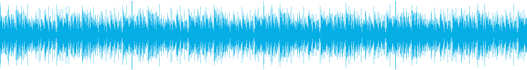 優しく切ない日常系BGM(ループ) aの再生済みの波形