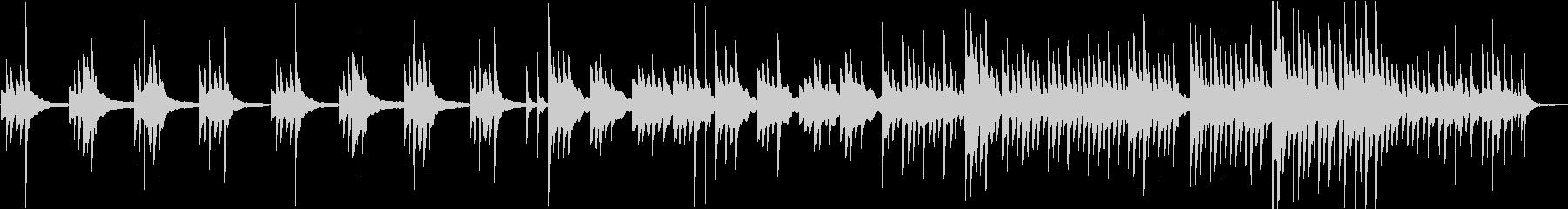 ソロピアノ/しっとり/センチメンタルの未再生の波形