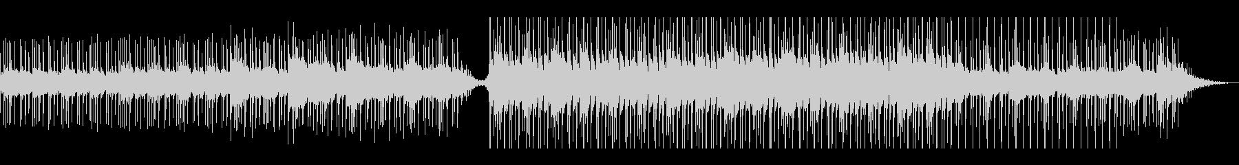 ラマダンのeast宴の未再生の波形