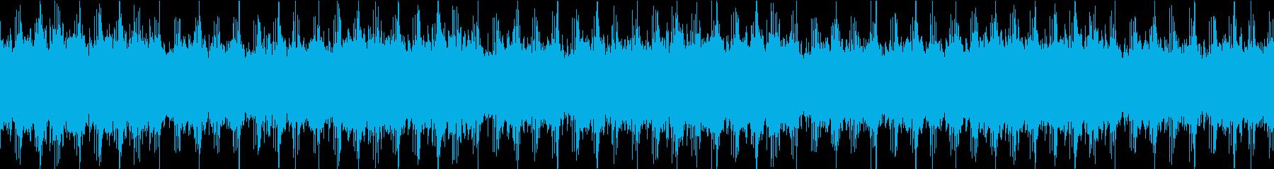 オープニング・入場・勇敢・オーケストラの再生済みの波形