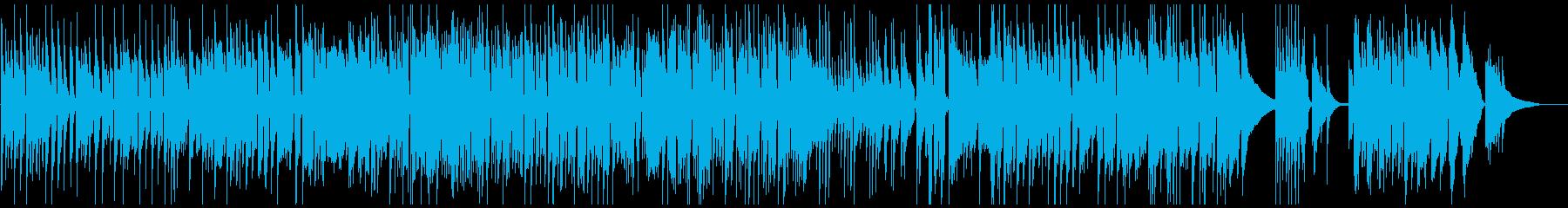 ベートーヴェンの悲愴をポップなアレンジにの再生済みの波形