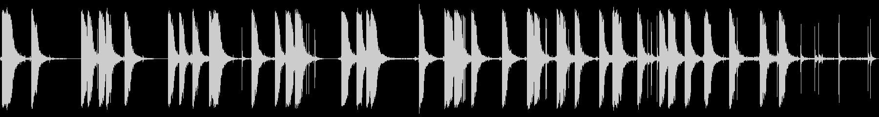 MO 120 RT 61、120 ...の未再生の波形