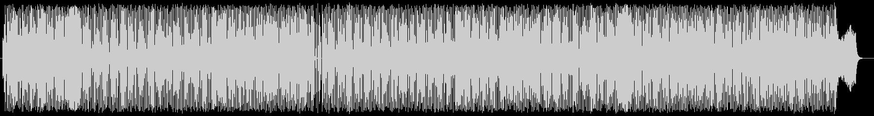 ハーモニカとピアノ哀愁レゲエの未再生の波形