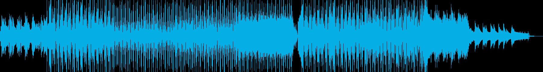 失恋・倦怠感が漂う2人のR&B 短尺+の再生済みの波形