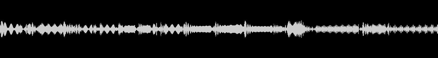 インターコムプロンプトスペースビー...の未再生の波形