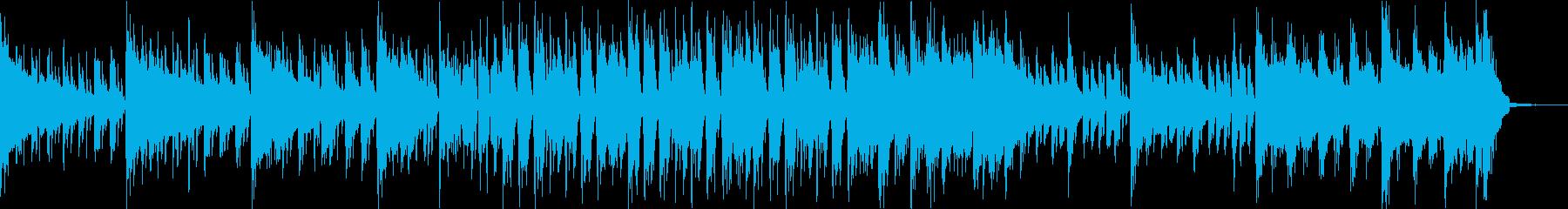 近未来のSF戦闘曲/浮遊感/ショートBの再生済みの波形