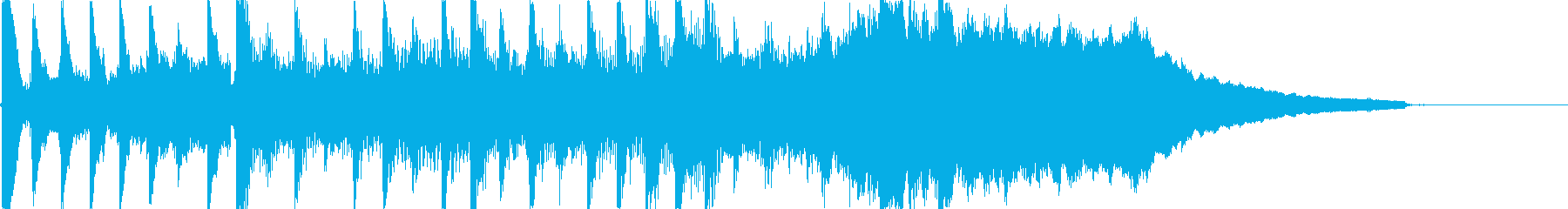 15秒CM尺_近未来へ向けた生産会社の再生済みの波形