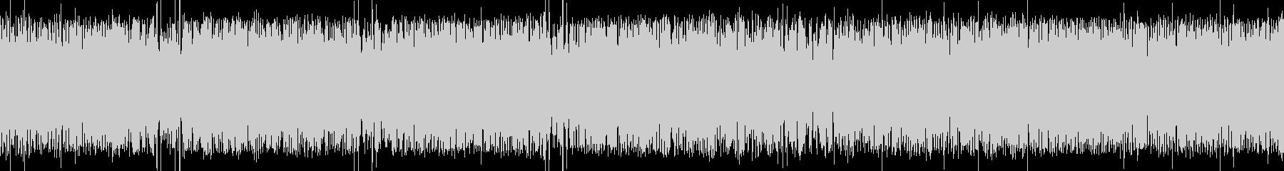 蒸気機関車(SL)の走行音(ドイツ)の未再生の波形