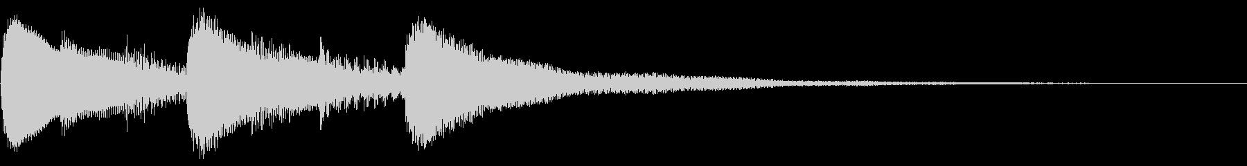 Moist arpeggio nylon guitar's unreproduced waveform