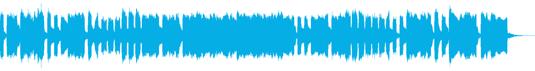 チェンバロとリコーダーのメヌエット・回文の再生済みの波形