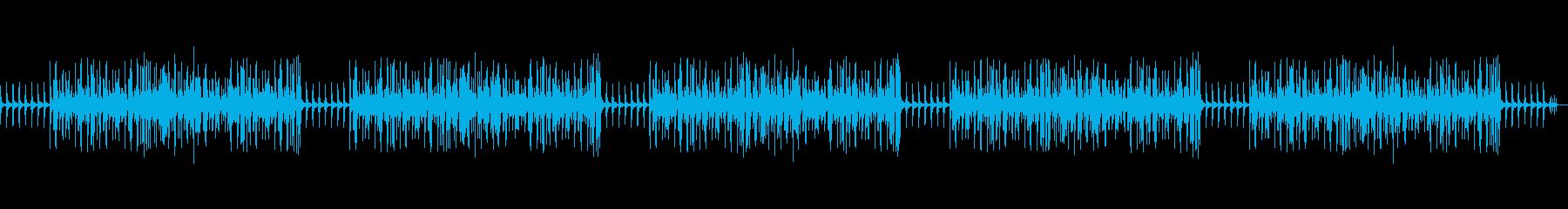 ジャズラウンジ、YouTubeの再生済みの波形