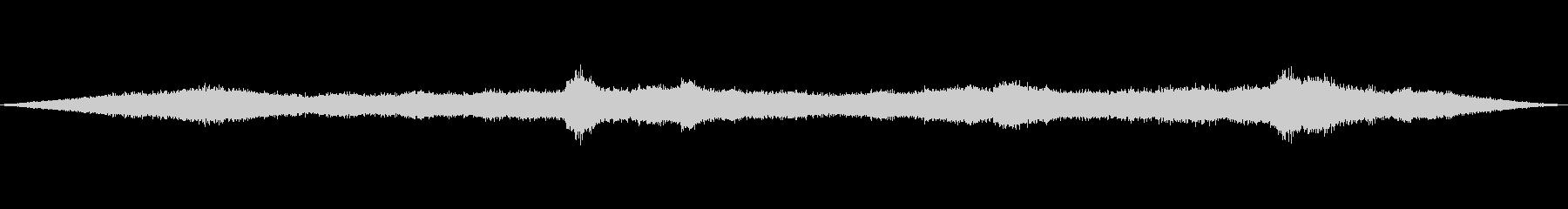 風の効果音(自然、そよ風、ビル風等)04の未再生の波形