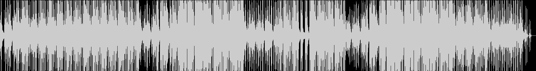 熱帯 世界観 レゲエの未再生の波形