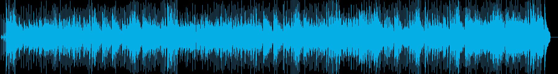 70年代ニューミュージック ボサノバ系の再生済みの波形