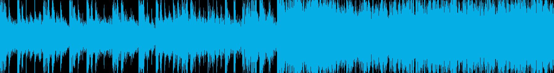 [ジングル][ループ仕様]レトロダンスの再生済みの波形