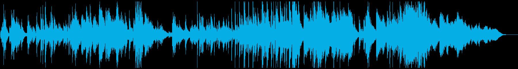 HAZE OF THE SUNFLOWERの再生済みの波形