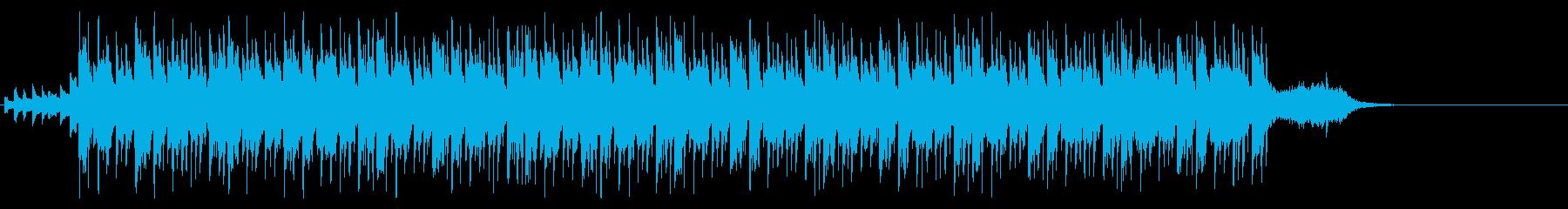 オープニング・エンディング・ジングル等にの再生済みの波形