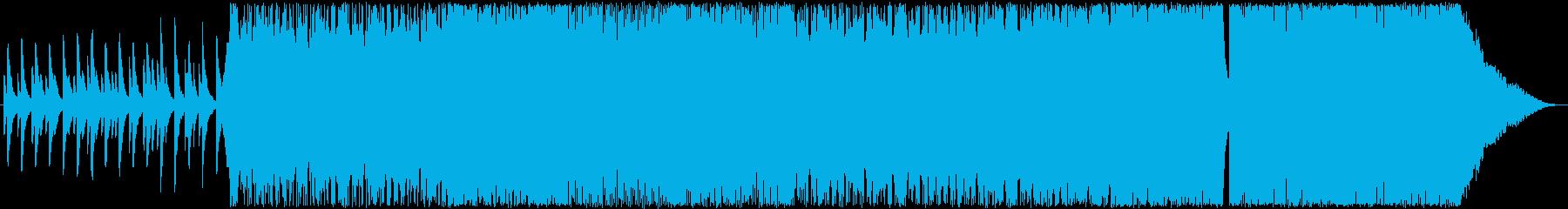 ゴシックバトルの再生済みの波形