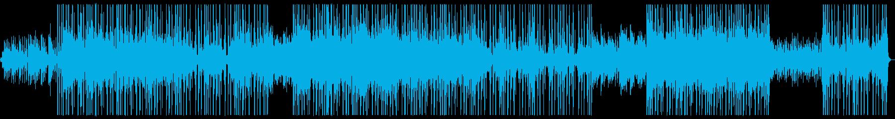英語チルかっこいい洋楽ポップ R&Bの再生済みの波形