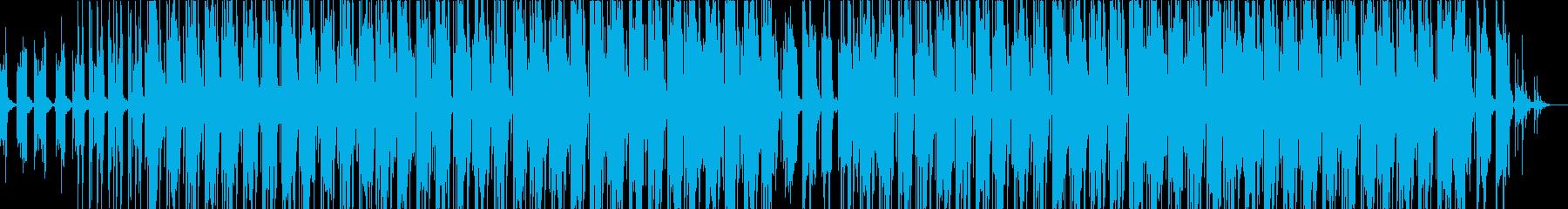 R&B/英語/お洒落/洋楽の再生済みの波形
