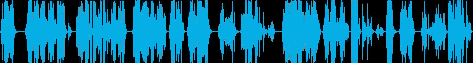 ヘビーメタルドラッグスライドとスク...の再生済みの波形