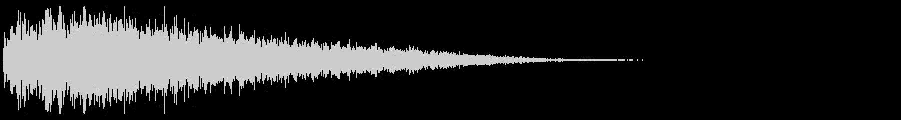 (インパクト)ドラ・ジャーン_01の未再生の波形