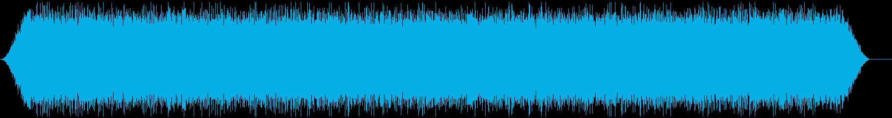 EXT:水槽オーバーフロー、システ...の再生済みの波形