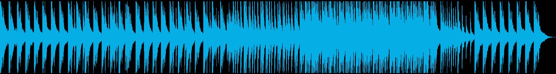 心を癒す優しいピアノでリラックスの再生済みの波形
