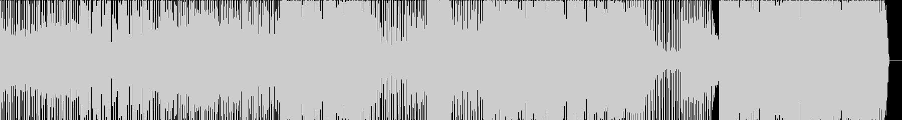 BLINDFOLD RIDEの未再生の波形