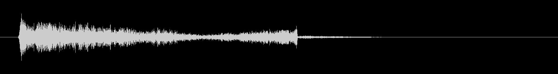 インパクトメタルテンション-シャー...の未再生の波形