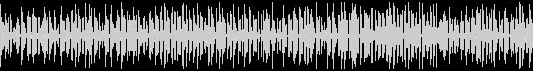 動画に使えるループBGMです。の未再生の波形