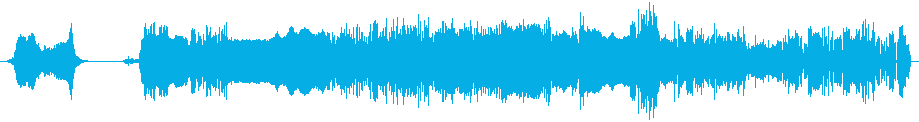 鳴き声 男性は息を吐き出しますの再生済みの波形