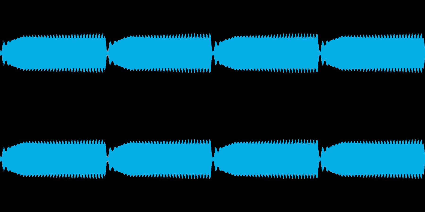 【サイレン01-4L】の再生済みの波形