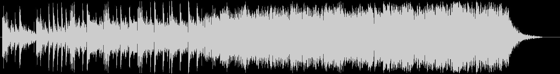 クラシック音楽の要素とピアノのリー...の未再生の波形