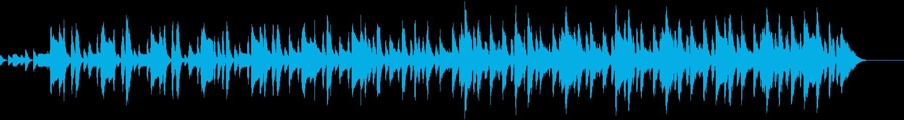 youtuberが使っているような音楽の再生済みの波形