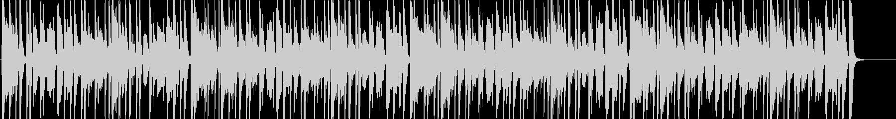 Dr,Bs,EPのスタジオセッション風の未再生の波形