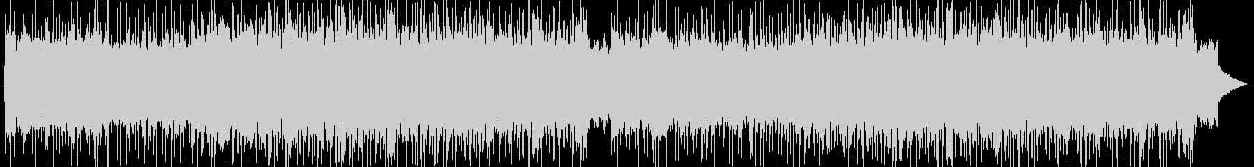 「HR/HM」「ROCK」BGM195の未再生の波形