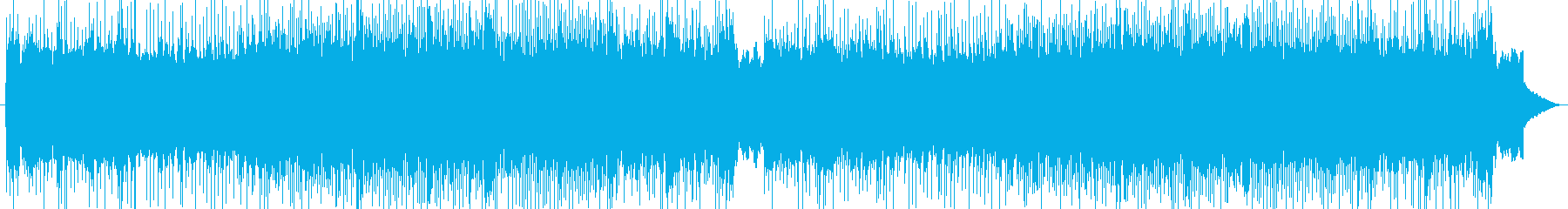 「HR/HM」「ROCK」BGM195の再生済みの波形