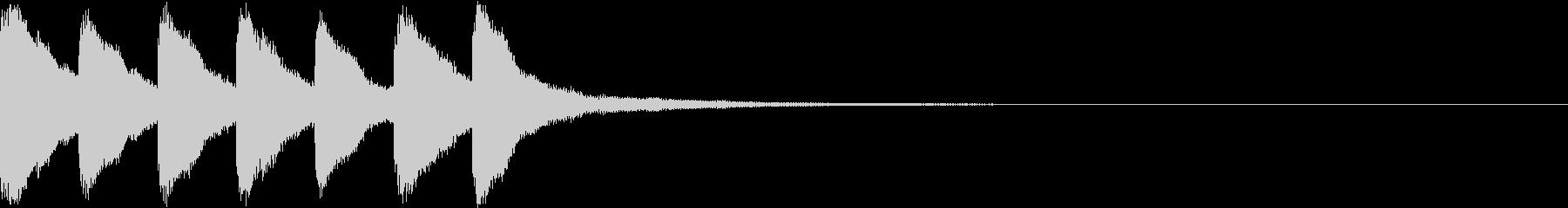 シンプル ベル チャイナ 中国風 19の未再生の波形