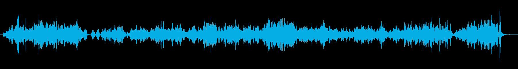 活気のある弦楽四重奏団。ノスタルジ...の再生済みの波形