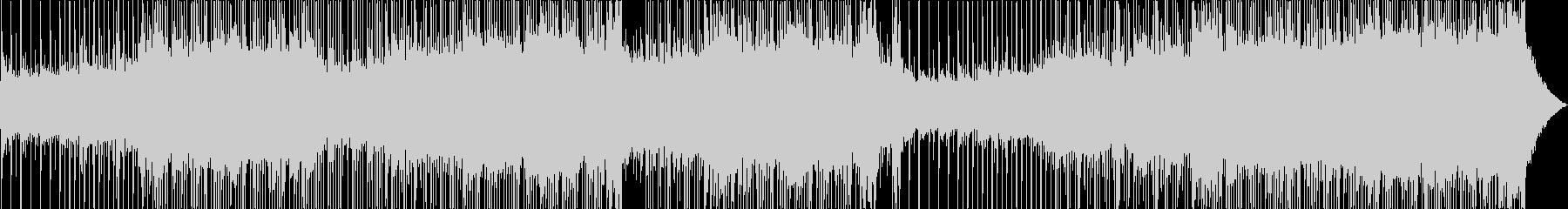 ピアノ、グロッケンシュピール、ギタ...の未再生の波形