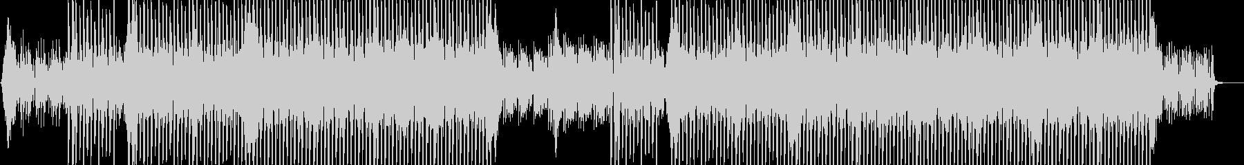インテリジェンスなコーポレートBGMの未再生の波形