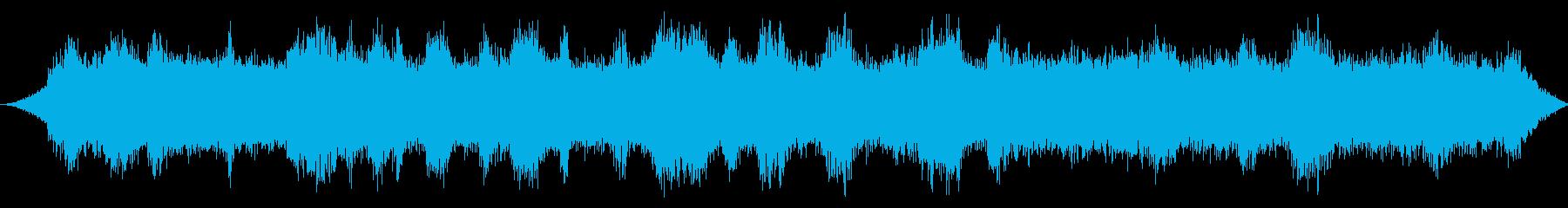 大型商用冷蔵庫:圧縮機の運転の再生済みの波形