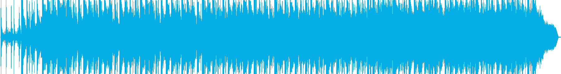 ポップでロックなマーチ。の再生済みの波形