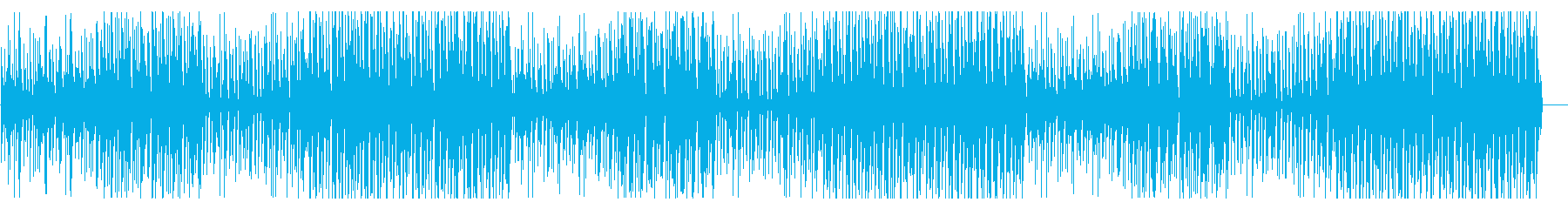 ボサノバ風ほのぼの癒し系BGMです。の再生済みの波形