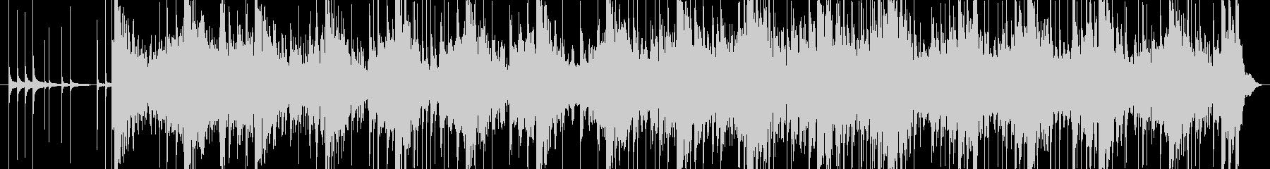 三味線と和太鼓等のリズムアンサンブル。の未再生の波形